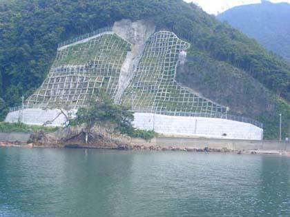 亀島本庄浜線地方特定道路整備工事01